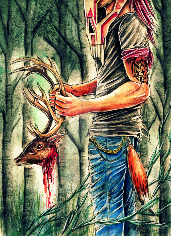 mutant_deer_by_retkikosmos-d5m1jp9