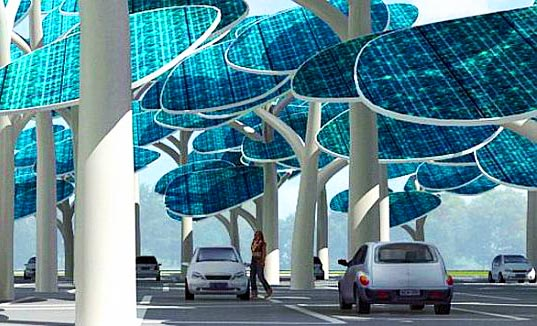 solar-forest